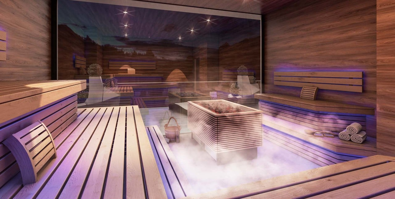 Wellness Spa Near Merano Hotel R Ssl 4 Star Hotel In Rabl