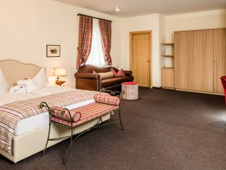 Aschbach double room Comfort