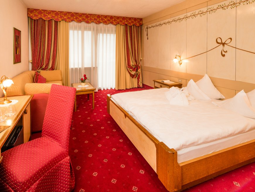 Aschbach double room